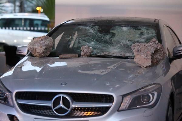 Carro danificado na garagem do condomínio. E agora?